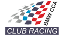 BMW CCA Club Racing Logo