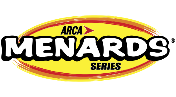 ARCA Racing Series presented by Menards logo