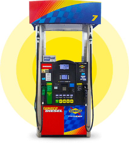Sunoco UltraTech Pump